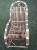 Fotel bujany. 115x60x/110,siedzisko: 48x45, wys. opar.80