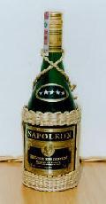 Koszyczek rogo¿ynowy, nak³adany na butelkê o poj. 0,75 l. xx