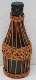 Oplot wiklinowy butelki o poj. 0,100 l 7x19,  wzór