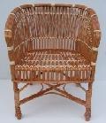 Fotel z wikliny, a¿urowy. 63x60x42/61/76,  siedzisko szer 47 g³ê. 44