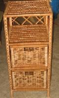 Rega³y, komody, witryny, eta¿erki 35 x 37 wys. 73
